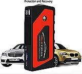 Best Batterie Booster Packs - Portable Voiture Sauter Starter 12V Essence Voiture D'urgence Review