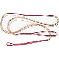 """Tiro al arco Dacron Tradicional Cuerda del arco 50""""-58""""Para el arco largo Arco recurvo (54"""" / 137cm)"""