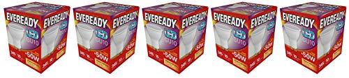 Eveready 5x 5w LED - GU10-110 Grad - 830/3000k - Warmweiß - 345lm's (s13600) -