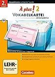 À plus! 2 Vokabelkartei interaktiv [import allemand]