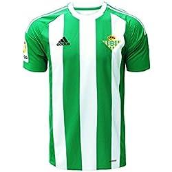 adidas 1ª Equipación Betis Fc Camiseta, Hombre, Verde, 13-14 años