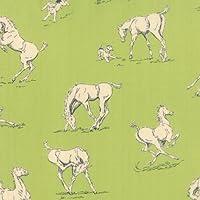 Purebred Pascoli Verde by Erin Michael- grasso quarter- 2609114per moda Matches Alpine, Scimmia racconti e rigoglioso Uptown