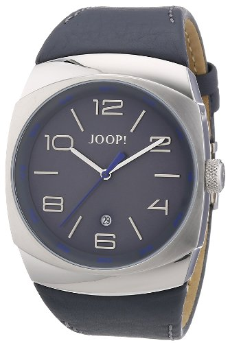 Joop Men's Quartz Watch Odyssey JP100681F05 with Leather Strap