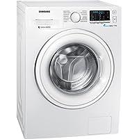 Samsung WW70J5435DW/EG Waschmaschine Frontlader / 7kg / 85 cm Höhe / SchaumAktiv-Technologie / FleckenIntensiv / Digital Inverter Motor