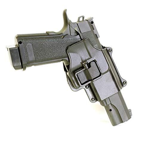 Pistole aus Metall Softair Plastic Erbsenpistole G6+ Replika COLT 1911 + 1000 BB -