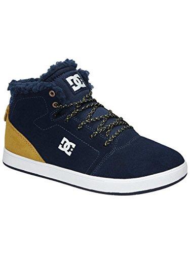 DC CRISIS HIGH WNT B BTA Jungen Hohe Sneakers Navy/Gold