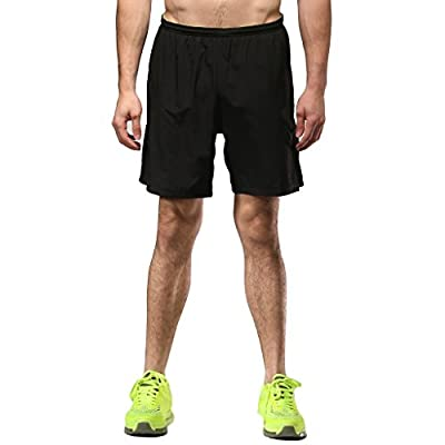 Jimmy Design Men's Pro Lightweight Running Shorts Gym Training Shorts
