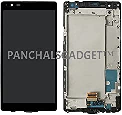 PanchalsGadget LCD/Display/Touch Screen Digitizer for LG X Power K220 Black with Frame/Bezel