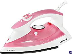Havells Magnum 1840-Watt Steam Iron (Pink)