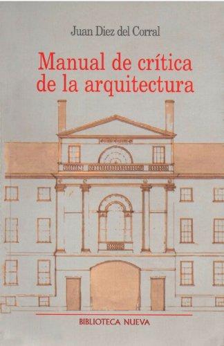 Manual de crítica de la arquitectura (Metrópoli nº 11)