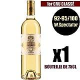 X1 Château Coutet 2016 75 cl AOC Sauternes 1er Cru Classé Vino Blanco Liquoreux