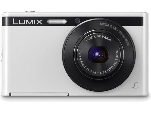 Panasonic Lumix DMC-XS1 Point & Shoot Camera (White)