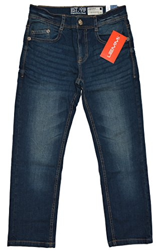 Lemmi Hose Jeans Boys Regular fit BIG Kinder Jungen Blau