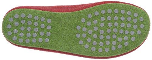 Dr. Brinkmann Damen 320476 Pantoffeln Rot (Rot)