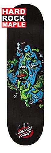 Santa Cruz Skate Gremlin Patrol Hard Rock Ahorn 21x 80,8cm Skateboard Deck