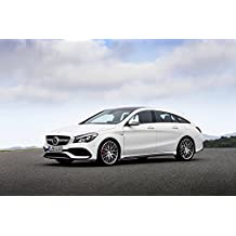 Mercedes-Benz CLA 45 AMG Shooting Brake (2016) para imprimir en 10 mil