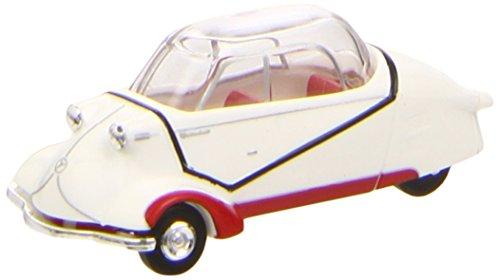 Busch Voitures - BUV48810 - Modélisme - Messerschmitt KR200 - 1956 - Blanc