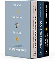 The Way, the Enemy, and the Key: A Boxed Set of the Obstacle Is the Way, Ego Is the Enemy & Stillness Is the Key
