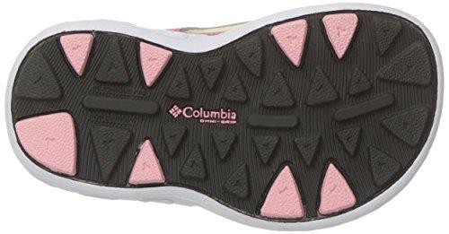 Columbia Jungen Youth Techsun Vent Sports Sandalen Blau
