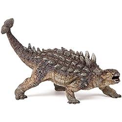 Papo 55015 - Figura de dinosaurio anquilosaurio