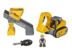 Toy State Cat Construcción de vehículo de Obras públicas  Apprentice - Camión Volquete