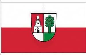Königsbanner Kleinflagge Breitenholz - 40 x 60cm - Flagge und Fahne