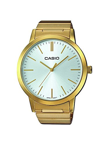 Casio Collection Unisex Retro Armbanduhr LTP-E118G-7AEF