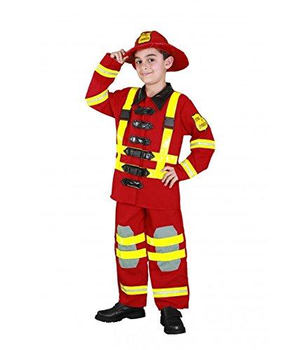 Imagen de disfraz de bombero  5 6 años