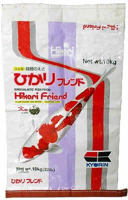 Hikari Koi Friend Aliment pour carpes koï 10 kg