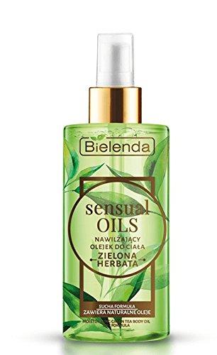 Bielmeier Enda Sensual Thé Vert Spray Sec pour le corps 150 ml