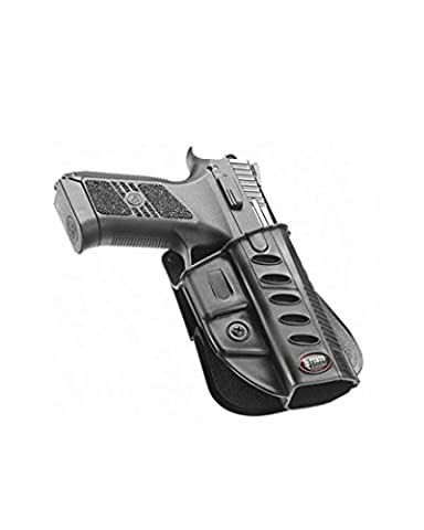 Fobus concealed carry Paddle Holster Fits CZ 75 P-07 Duty & P09