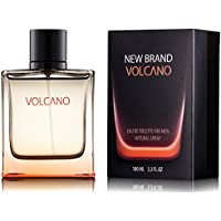 New Brand Volcano For Men Edt 100 ml