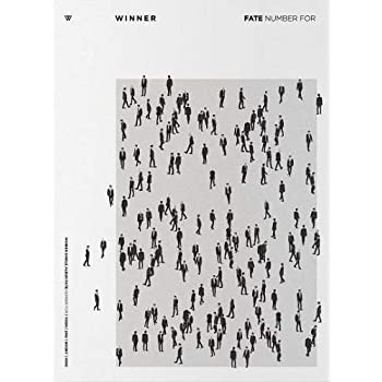 WINNER Single Album - Fate Number For [ FOR SEOUL Ver  ] CD