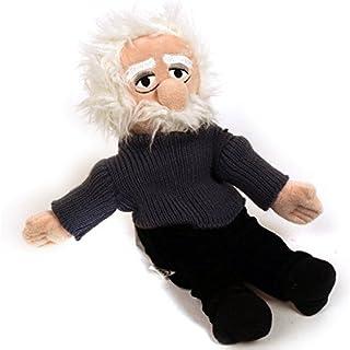 MyPartyShirt Albert Einstein Little Thinker Plush Doll