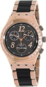 Swatch Reloj de cuarzo Woman DREAMNIGHT ROSE YCG404G 40 mm de Swatch
