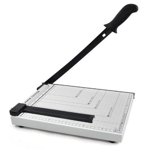 Yahee Papierschneider Hebelschneider Profi A4 Foto und Papierschneidemaschine Roll- und Schnitt-Schneidemaschine