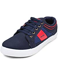Columbus Canvas-2 Fabric Casual shoes for Men