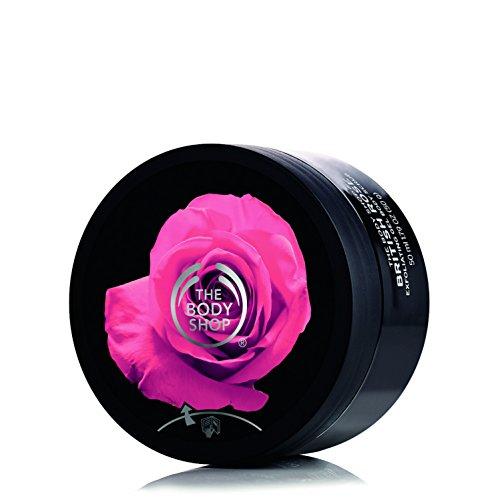 The Body Shop Körper Scrub British Rose (Rose Body Scrub)