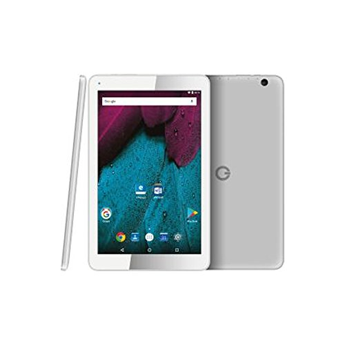 Odys PACE 10 25,7 cm (10,1 Zoll HD IPS) Tablet-PC (1,3GHz Quad Core Prozessor Mediatek MT8163, 1GB RAM, 16 GB HDD, ARM Mali T720 MP2, Android 7.0) weiß