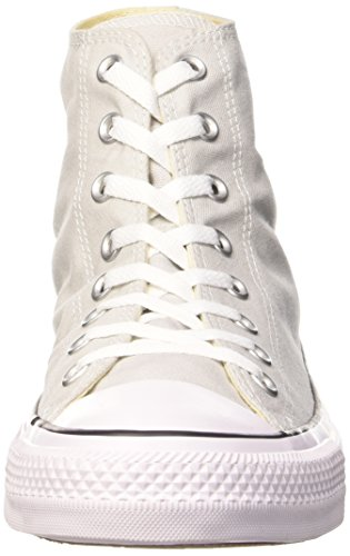 Converse Chuck Taylor All Star, Sneakers Hautes Mixte Adulte Gris (Mouse/White/Black)