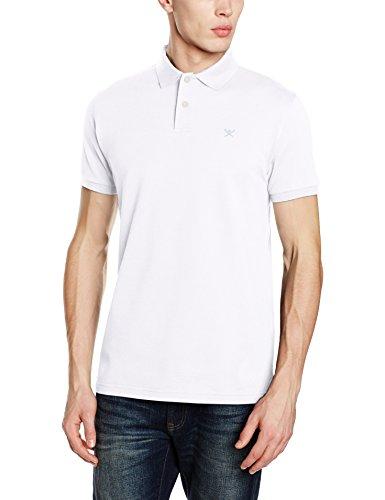 hackett-clothing-herren-tailored-logo-poloshirt-weiss-white-blue-muk