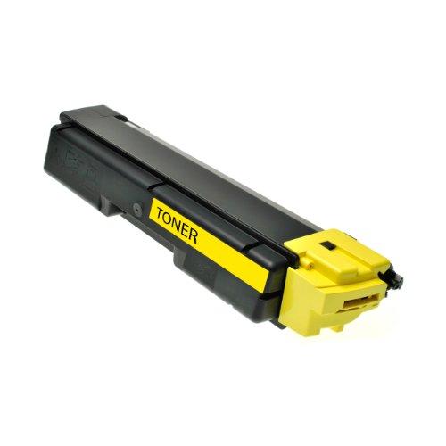 Preisvergleich Produktbild Toner für Utax CLP 3726 CDC 1626 2726 5526 5626 5526 L P-C 2600 Series 2660 I DN MFP 2665 I MFP - 442610016 - Yellow 5000 Seiten