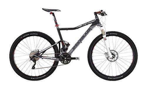 SHOCKBLAZE BK13SB1551 Enemy Race 29' Mountain Bike, Grigio