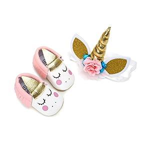 Zapatos de Niña con Diadema