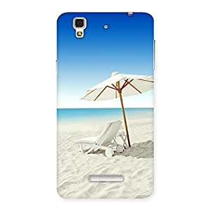 Premium Vaccation Multicolor Back Case Cover for Yu Yureka