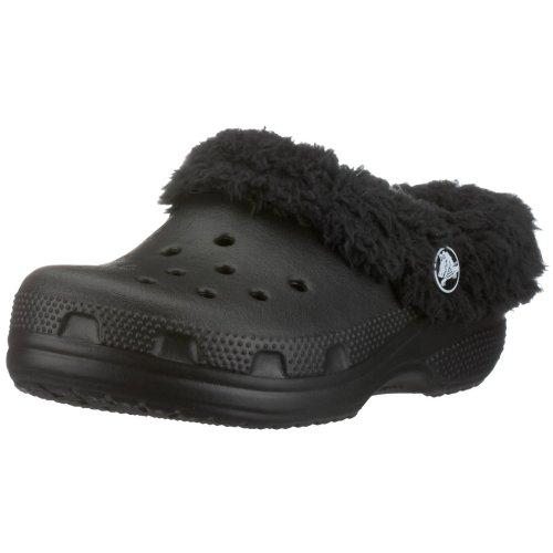 Crocs , Décontracté mixte enfant Noir