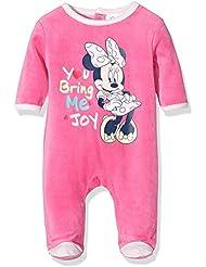 Disney Minnie Mouse Ep0305, Pyjama Bébé Fille