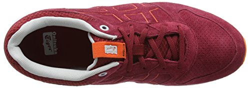 Asics Shaw Runner, Sneakers basses mixte adulte Marron (Brown 2525)