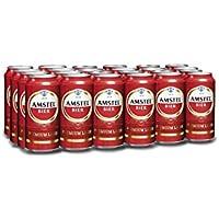 Amstel Bier Lager Beer Cans, 24 x 440 ml