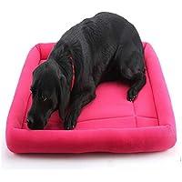 PYY Mascota de Lujo Cama de Mascotas-Super Felpa Perro y Gato Cama Ideal para